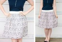 History of skirts / history of skirts from 1880 to the future and beyond!!!