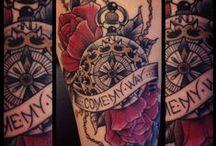 Tattoos! / (Neo-)traditional tattoo inspiration