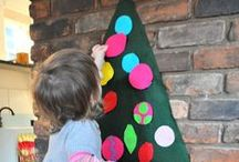 Odliczanie do Bożego Narodzenia / Kalendarze adwentowe