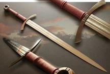 Weapons / by Angela De Santis