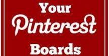 Pinterest info / Information to make Pinterest easier