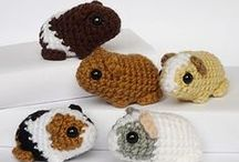 Crochet - Animaux divers-Tutos gratuits / by Marie N.
