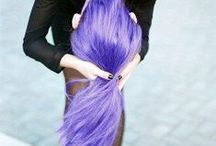 Purple Hair Magic
