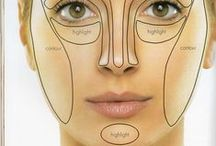 Contour and Highlighting / Check out these great  tips for contour and Highlignting!