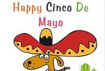 Happy Cinco De Mayo! Let's Fiesta!