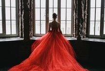 Stunning dresses