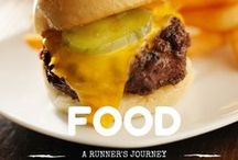 Food 'A runner's journey' / Most runner's fixate and cherish those replenishment meals after a long session. Here is some motivation to smash the next long run. Food 'A runner's journey'