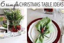 Table Top Ideas