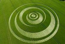 #Crop circles