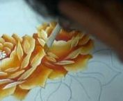 Decorative painting and tutorials