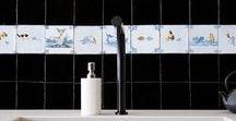 Decor Tips: Bath&Kitchen by StoryTiles