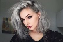 Hair / Hair styles, cuts, and colors that I love!