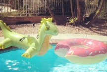 Toys for Your Inner Child! / There's a never ending supply of awesome pool toys out there - here are some of our favorites!