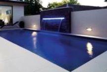 Fiberglass Pools / Structural Woven Vinyl Ester Resin and Hand Laid Fiberglass - Gel Coat Finish. Lifetime Warranty