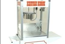 Kettle Korn Popcorn Equipment