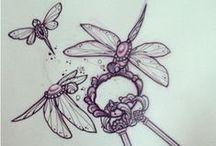 Cool tattoo designs / by Heather Elisabeth