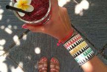 Satine's Fashion / Tous les looks avec les bijoux Satine ! Rock, moderne, tropical, vintage, tous les styles sont permis !