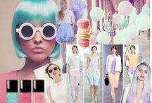 Edgars Summer Competition: Pastels / Pastel lovin' <3
