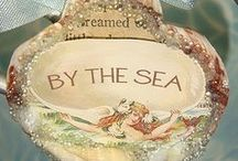 By the SEA / by Janie Andrews