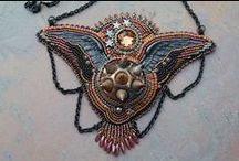 Adrienne Cantler, Jewelry Artist; Versatile Spirit Collection / Jewelry made by me.