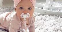 Vauva - Baby Style / Vauva on ihana pukea luonnollisiin, vaaleisiin sävyihin <3