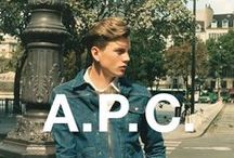 ✕ Fashion Campaigns ✕ / Cool & Simple Fashion Ads