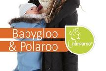 The Chimparoo winter covers / Polaroo is Chimparoo's hand made winter cover to use with your baby carrier.