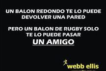 Rugby / Deporte de brutos jugado por caballeros  / by Mauricio Rodríguez