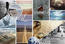 Moodboards / Planches tendances