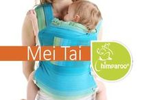 The Chimparoo Mei Tai / The Chimparoo Mei Tai is the perfect compromise between a woven wrap and a soft structured carrier.