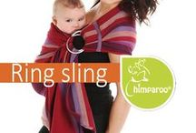 The Chimparoo Ring Sling