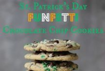 St. Patricks Day / All things green and Irish