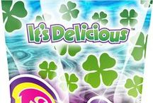 St. Patrick's Day / Tan, Shamrock & Roll with these green, gold, lucky lotions and more!
