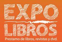 Expo Construcción / Exhibición de libros de las carreras de construcción y prevención de riesgos