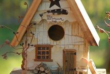 Bird & Bat Houses/Cat Trees