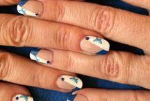 Nailart stamping / Nail art avec stamping