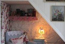 ♥Wee Cozy Corners♥ / by Janie Andrews