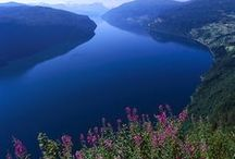 ✕  Fjords of Norway ✕