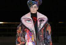 Yohji Yamamoto A/I 2014-15 / sfilata autunno inverno 2014 fashion