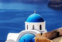 ✕ Blue Santorini ✕