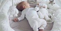 Vauvalle / Vauvantarvikkeita vaaleissa, pehmeissä sävyissä <3
