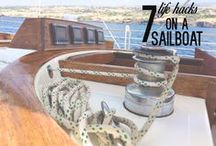 〜 Sailing life hacks 〜 / You're welcome