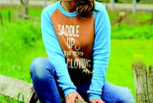 Saddle Up Dry Goods / Comfort, Style, and a feel good brand...Saddle Up Clothing Company's got you covered.