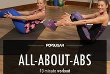 It's All About the Abs / Duh? Do it right and you are done