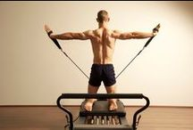 Reformer Pilates / Exercise & Basic Principles for effective movement