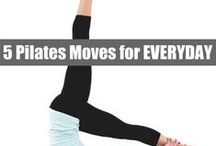 Pilates- Start Here / Learn what, why & how