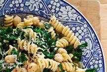 pasta / recipes with pasta