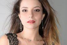 Egéries aglaïa & co - Shooting photos / Shooting photos des égéries aglaïa & co portant nos bijoux