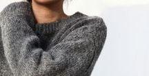 style // autumn / autumn women's style, winter women's style, cold weather style