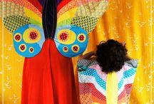 DIY: Kostüme - costume / Fasching und Fastnacht, Karneval und Kostümparty, kreative Diy-Ideen für Verkleidungen, Schminken, Schminktipps, Hüte, nähen, diy, selbermachen, diy-Ideen, Ideen, Kreativ, kleben, basteln, Tüll, Plüsch